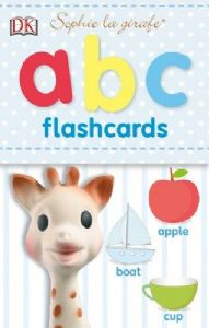 Sophie the Giraffe ABC Flashcards